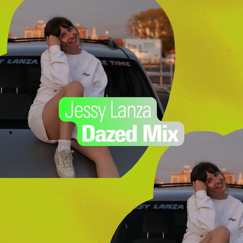 Jessy Lanza, Dazed Mix 2020